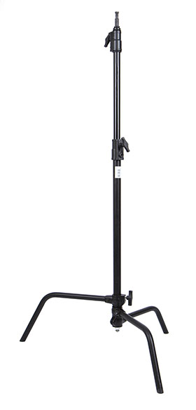 "Kupo 30"" Master C Stand with Sliding Leg"