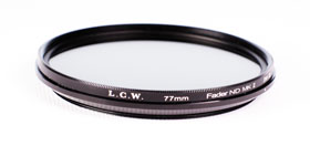 L.C.W 77mm Fader ND mark II