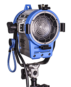 Arri Plus 300 Watt Tungsten Fresnel