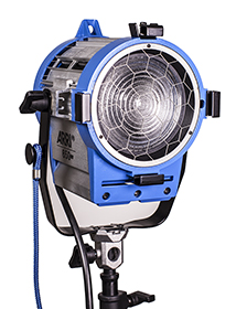 Arri Plus 650 Watt Tungsten Fresnel
